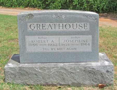 GREATHOUSE, JOSEPHINE - Washington County, Arkansas   JOSEPHINE GREATHOUSE - Arkansas Gravestone Photos
