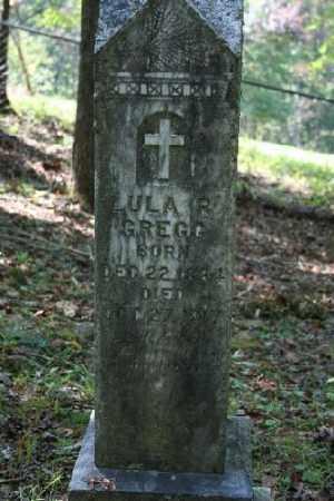 GREGG, LULA R - Washington County, Arkansas | LULA R GREGG - Arkansas Gravestone Photos