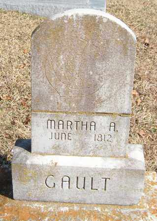 GUALT, MARTHA A. - Washington County, Arkansas | MARTHA A. GUALT - Arkansas Gravestone Photos