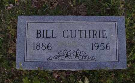 GUTHRIE, BILL - Washington County, Arkansas | BILL GUTHRIE - Arkansas Gravestone Photos