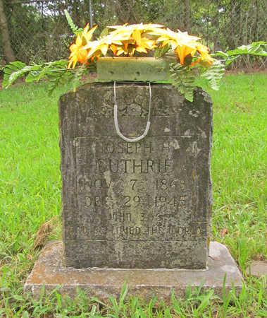 GUTHRIE, JOSEPH H - Washington County, Arkansas | JOSEPH H GUTHRIE - Arkansas Gravestone Photos