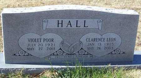 HALL, CLARENCE LEON - Washington County, Arkansas | CLARENCE LEON HALL - Arkansas Gravestone Photos