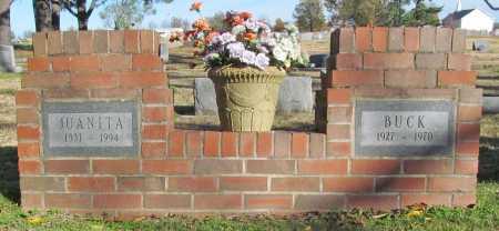 HAMMOND, BUCK - Washington County, Arkansas | BUCK HAMMOND - Arkansas Gravestone Photos