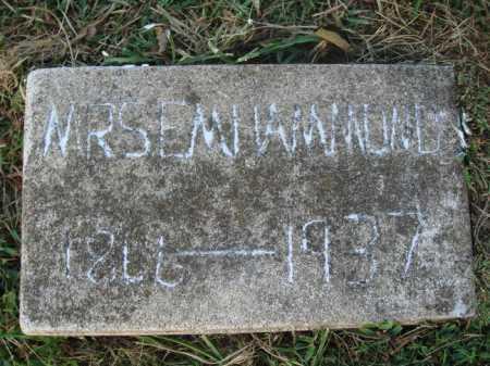 HAMMOND, E. M. - Washington County, Arkansas | E. M. HAMMOND - Arkansas Gravestone Photos