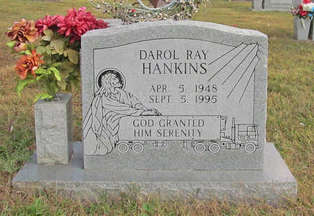 HANKINS, DAROL RAY - Washington County, Arkansas | DAROL RAY HANKINS - Arkansas Gravestone Photos