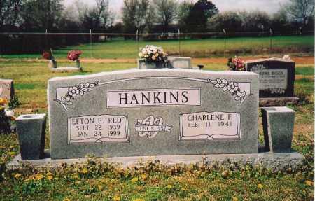 "HANKINS, EFTON E. ""RED"" - Washington County, Arkansas | EFTON E. ""RED"" HANKINS - Arkansas Gravestone Photos"