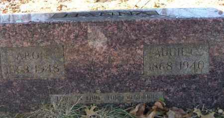 "HANNA, CELINA AUGUSTINE ""AUGIE"" - Washington County, Arkansas | CELINA AUGUSTINE ""AUGIE"" HANNA - Arkansas Gravestone Photos"
