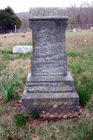 HANNAH, JOHN H. - Washington County, Arkansas   JOHN H. HANNAH - Arkansas Gravestone Photos
