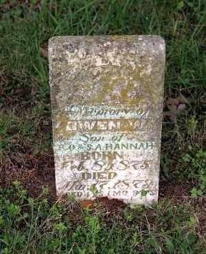 HANNAH, OWEN W. - Washington County, Arkansas | OWEN W. HANNAH - Arkansas Gravestone Photos