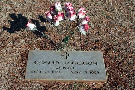 HARDERSON (VETERAN), RICHARD - Washington County, Arkansas | RICHARD HARDERSON (VETERAN) - Arkansas Gravestone Photos