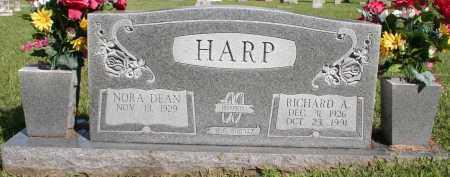 HARP, RICHARD A. - Washington County, Arkansas | RICHARD A. HARP - Arkansas Gravestone Photos