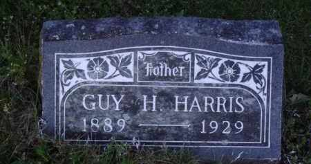 HARRIS, GUY H. - Washington County, Arkansas | GUY H. HARRIS - Arkansas Gravestone Photos