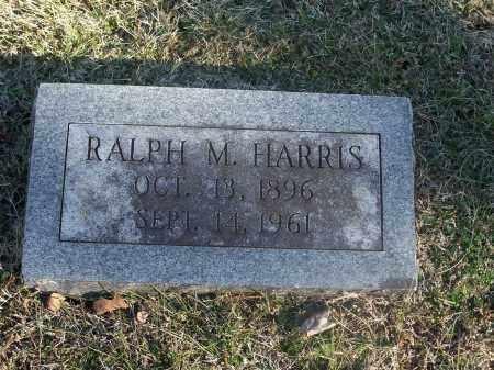 HARRIS, RALPH M. - Washington County, Arkansas | RALPH M. HARRIS - Arkansas Gravestone Photos