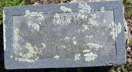 HARRISON, C. W. - Washington County, Arkansas | C. W. HARRISON - Arkansas Gravestone Photos