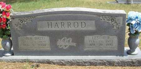 CHAMBERS HARROD, NILA EDITH - Washington County, Arkansas | NILA EDITH CHAMBERS HARROD - Arkansas Gravestone Photos