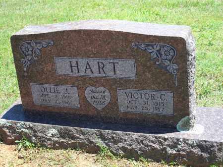 HART, OLLIE J. - Washington County, Arkansas | OLLIE J. HART - Arkansas Gravestone Photos