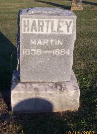 HARTLEY, MARTIN - Washington County, Arkansas | MARTIN HARTLEY - Arkansas Gravestone Photos