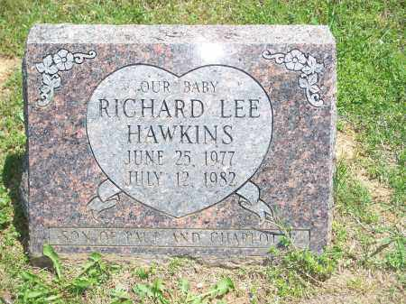 HAWKINS, RICHARD LEE - Washington County, Arkansas | RICHARD LEE HAWKINS - Arkansas Gravestone Photos