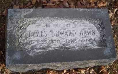 HAWN, JAMES HOWARD - Washington County, Arkansas | JAMES HOWARD HAWN - Arkansas Gravestone Photos