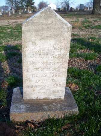 HENBEST, WILLIE - Washington County, Arkansas | WILLIE HENBEST - Arkansas Gravestone Photos