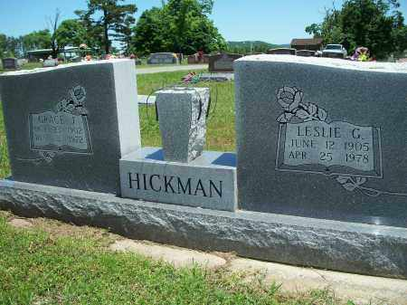 JOHNSON HICKMAN, GRACE - Washington County, Arkansas | GRACE JOHNSON HICKMAN - Arkansas Gravestone Photos