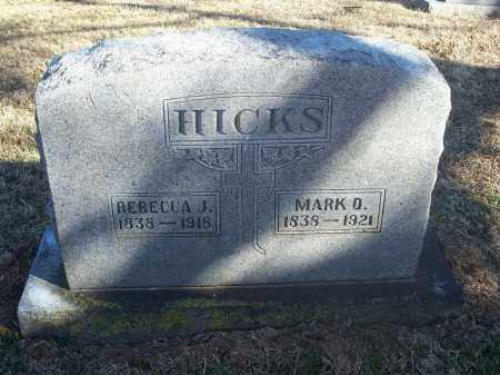 HICKS, MARK D. - Washington County, Arkansas | MARK D. HICKS - Arkansas Gravestone Photos