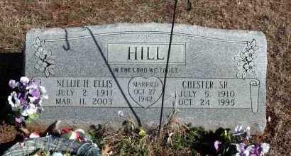 HILL, NELLIE H. - Washington County, Arkansas | NELLIE H. HILL - Arkansas Gravestone Photos