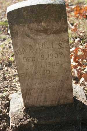 HILLS, IDA A. - Washington County, Arkansas | IDA A. HILLS - Arkansas Gravestone Photos