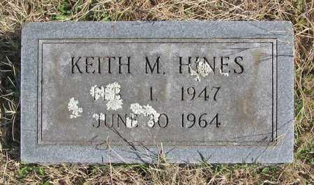 HINES, KEITH M - Washington County, Arkansas | KEITH M HINES - Arkansas Gravestone Photos