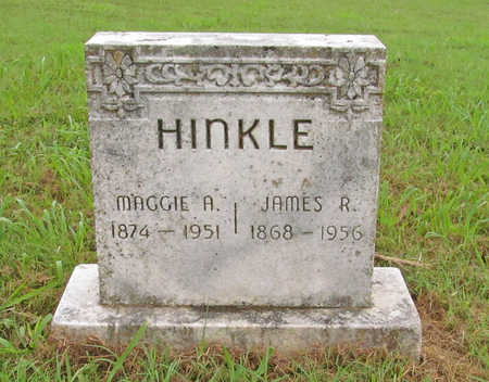 HINKLE, MAGGIE A - Washington County, Arkansas | MAGGIE A HINKLE - Arkansas Gravestone Photos