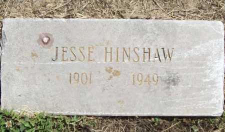 HINSHAW, JESSE - Washington County, Arkansas | JESSE HINSHAW - Arkansas Gravestone Photos