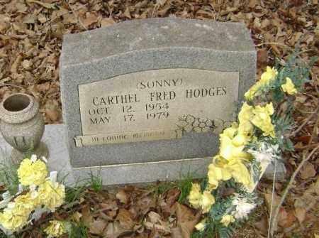 HODGES, CARTHEL FRED - Washington County, Arkansas | CARTHEL FRED HODGES - Arkansas Gravestone Photos