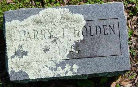 HOLDEN, LARRY J. - Washington County, Arkansas | LARRY J. HOLDEN - Arkansas Gravestone Photos