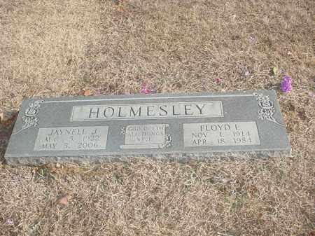 HOLMESLEY, FLOYD LEVI - Washington County, Arkansas | FLOYD LEVI HOLMESLEY - Arkansas Gravestone Photos