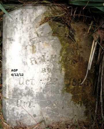HOPE, R I - Washington County, Arkansas | R I HOPE - Arkansas Gravestone Photos