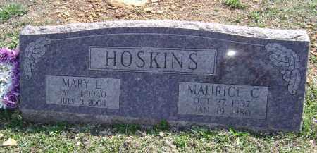HOLLINGSWORTH HOSKINS, MARY LORINE - Washington County, Arkansas | MARY LORINE HOLLINGSWORTH HOSKINS - Arkansas Gravestone Photos