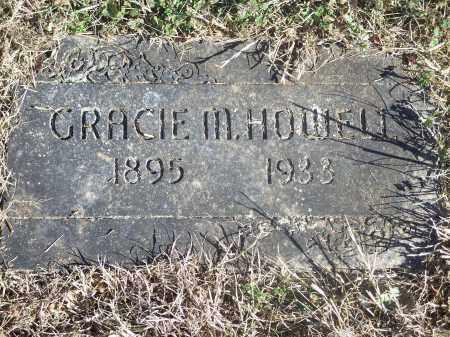 HOWELL, GRACIE M. - Washington County, Arkansas | GRACIE M. HOWELL - Arkansas Gravestone Photos