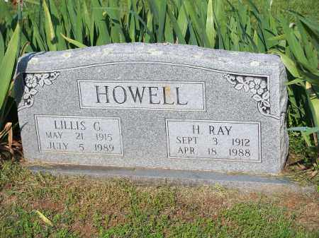 HOWELL, H. RAY - Washington County, Arkansas | H. RAY HOWELL - Arkansas Gravestone Photos