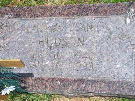 HUDSON, NORMA JEAN - Washington County, Arkansas | NORMA JEAN HUDSON - Arkansas Gravestone Photos