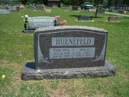 HUENEFELD, WILL R. - Washington County, Arkansas   WILL R. HUENEFELD - Arkansas Gravestone Photos
