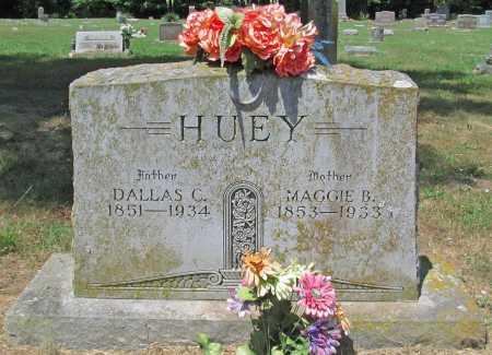 HUEY, MAGGIE B - Washington County, Arkansas | MAGGIE B HUEY - Arkansas Gravestone Photos