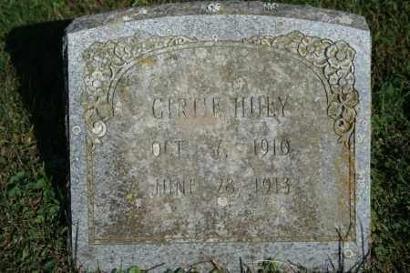 HUEY, GIRTIE - Washington County, Arkansas | GIRTIE HUEY - Arkansas Gravestone Photos