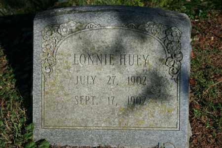 HUEY, LONNIE - Washington County, Arkansas | LONNIE HUEY - Arkansas Gravestone Photos
