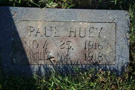 HUEY, PAUL - Washington County, Arkansas | PAUL HUEY - Arkansas Gravestone Photos