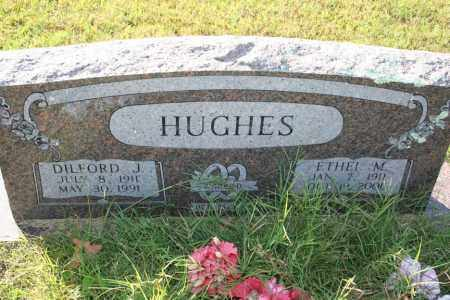 HUGHES, ETHEL M. - Washington County, Arkansas | ETHEL M. HUGHES - Arkansas Gravestone Photos