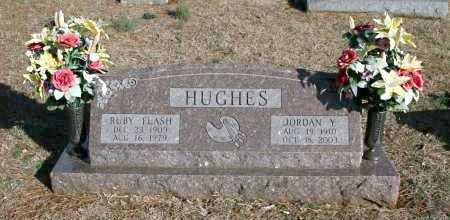 HUGHES, JORDAN Y. - Washington County, Arkansas   JORDAN Y. HUGHES - Arkansas Gravestone Photos