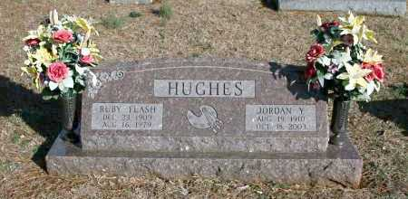 HUGHES, JORDAN Y. - Washington County, Arkansas | JORDAN Y. HUGHES - Arkansas Gravestone Photos