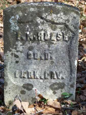 HULSE (VETERAN UNION), ISAAC N - Washington County, Arkansas | ISAAC N HULSE (VETERAN UNION) - Arkansas Gravestone Photos
