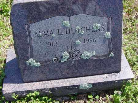 HUTCHENS, ALMA L. - Washington County, Arkansas | ALMA L. HUTCHENS - Arkansas Gravestone Photos