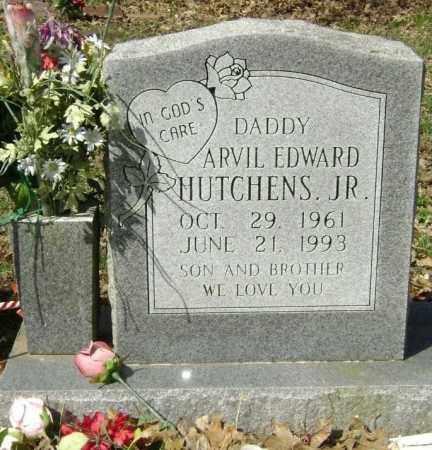 HUTCHENS, ARVIL EDWARD JR - Washington County, Arkansas | ARVIL EDWARD JR HUTCHENS - Arkansas Gravestone Photos